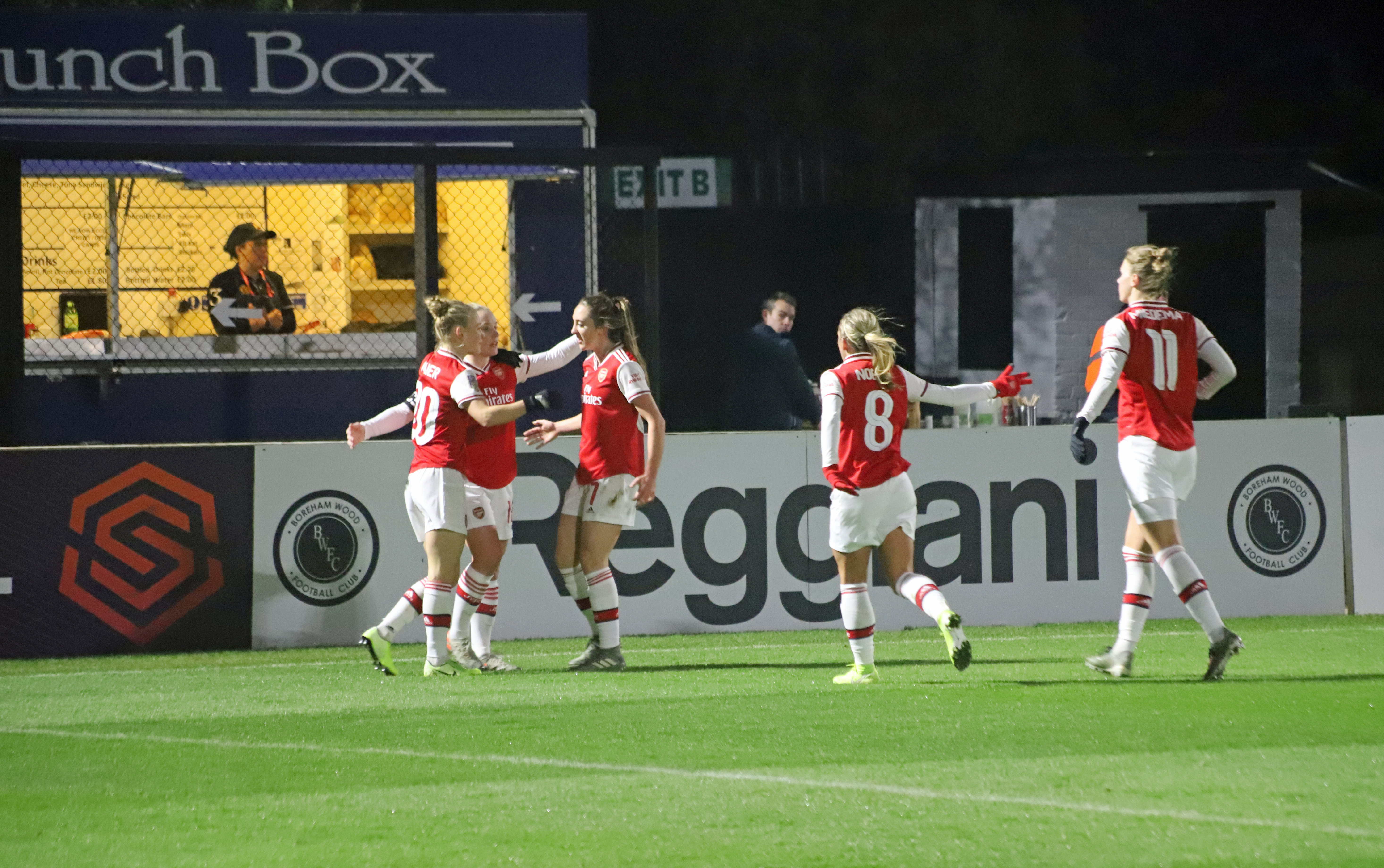 1-0 Arsenal