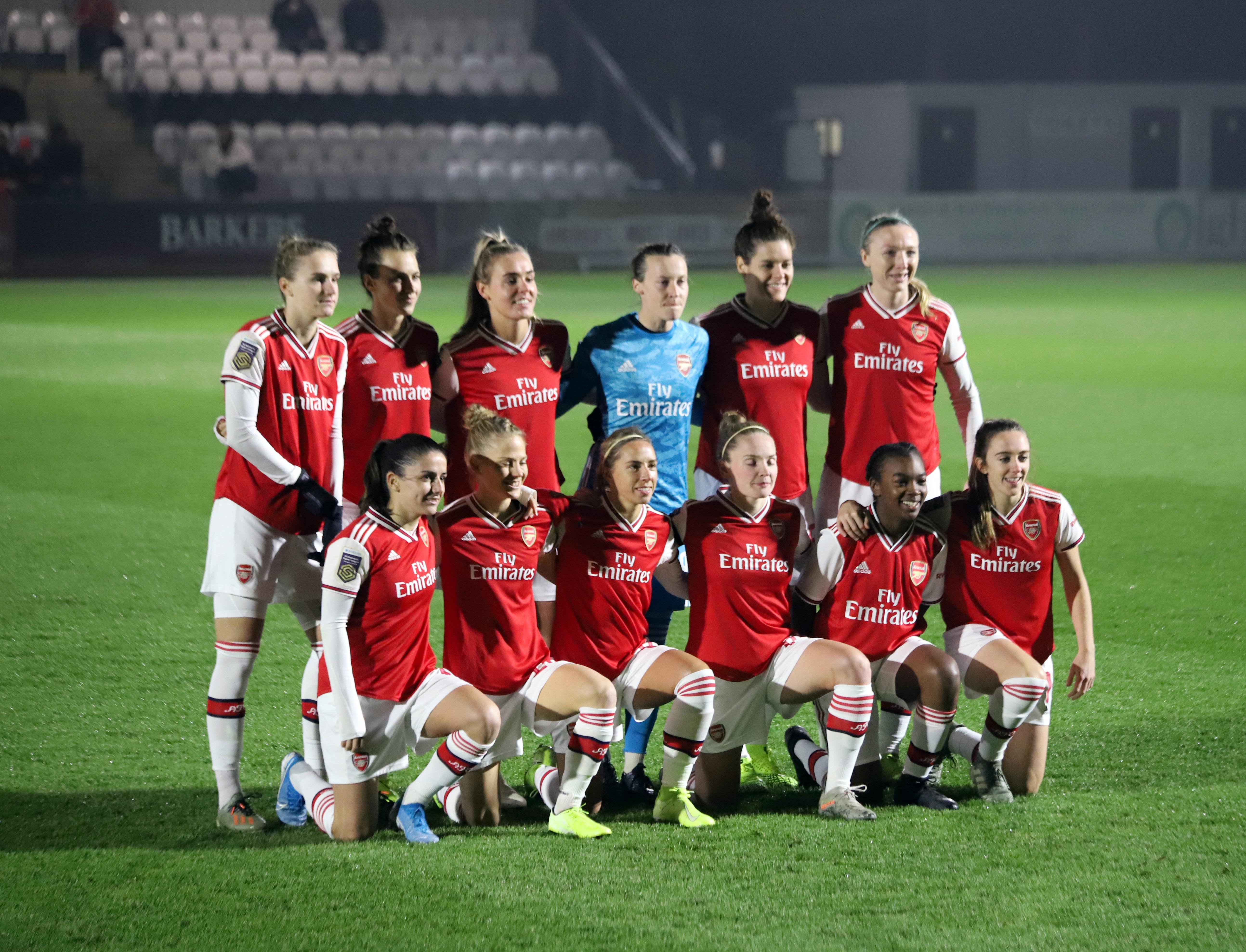 ArsenalWomenFC